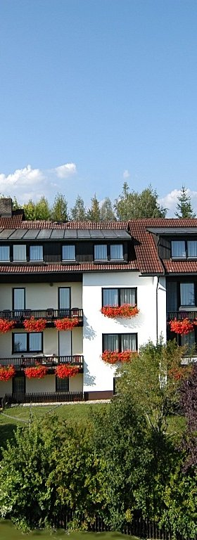 Foto von Hotel-Pension Dreisonnenberg