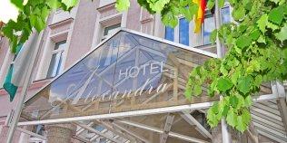 Hotel Alexandra - Foto 1