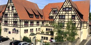 Prinzhotel Rothenburg - Foto 1