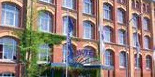 Center Hotel Alte Spinnerei Burgstädt - Foto 1