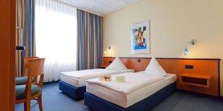 Center Hotel Alte Spinnerei Burgstädt - Foto 2