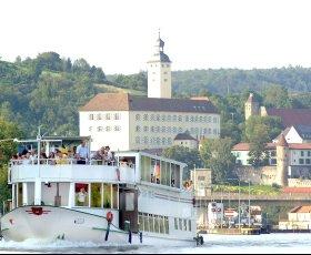 Foto von Schloss Horneck / Stadt Gundelsheim