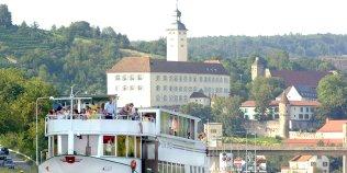 Schloss Horneck / Stadt Gundelsheim - Foto 1