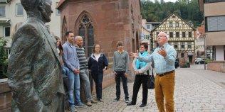 Hermann Hesse-, Fachwerk- und Klosterstadt Calw - Touristinformation Calw - Foto 3