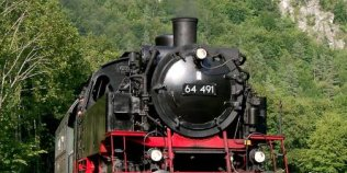 Dampfbahn Fränkische Schweiz e.V., Museumseisenbahn Ebermannstadt - Behringersmühle - Foto 1