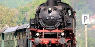 Dampfbahn Fränkische Schweiz e.V., Museumseisenbahn Ebermannstadt - Behringersmühle - Foto 2