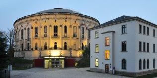 Panometer Dresden - 360°-Panoramaausstellungen von Yadegar Asisi - Foto 1