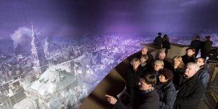 Panometer Dresden - 360°-Panoramaausstellungen von Yadegar Asisi - Foto 2