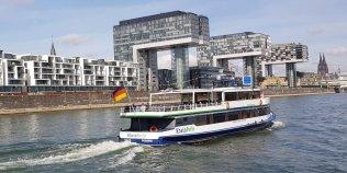 Kölntourist Personenschiffahrt am Dom GmbH - Foto 1
