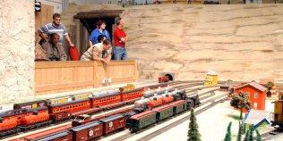Modellbahn Wiehe - weltgrößte Modellbahn-Ganzjahresschau - Foto 2