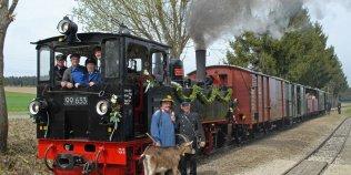 Öchsle-Bahn Warthausen - Ochsenhausen - Foto 1
