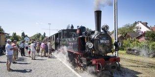 Öchsle-Bahn Warthausen - Ochsenhausen - Foto 2