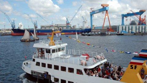 Nord-Ostsee-Kanal - Foto 1
