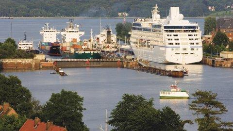 Nord-Ostsee-Kanal - Foto 2