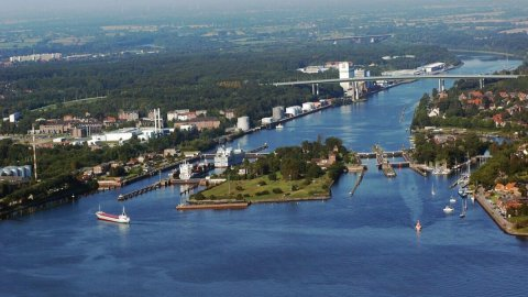 Nord-Ostsee-Kanal - Foto 3