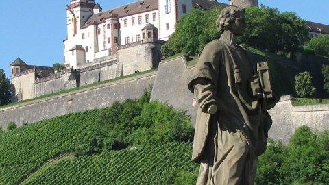 Fränkisches Weinland - Foto 1