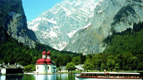 Berchtesgadener Land - Foto 1