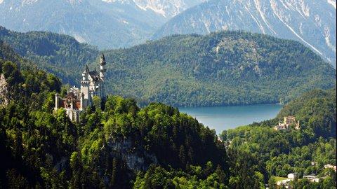 Bayerische Alpen - Foto 1