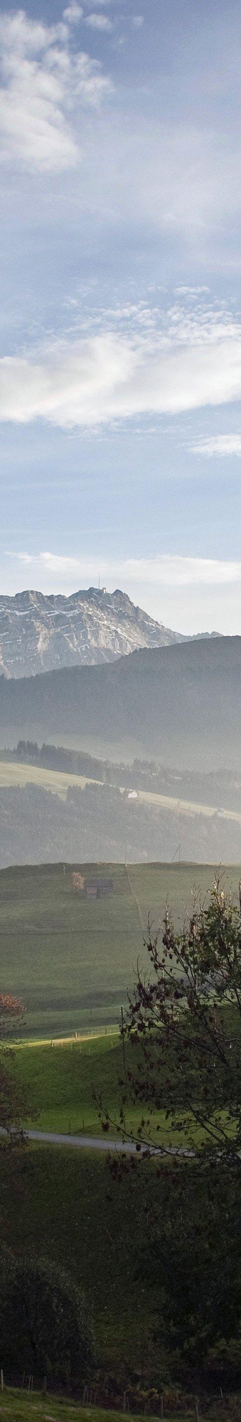Säntis / Appenzeller Land - Foto 1