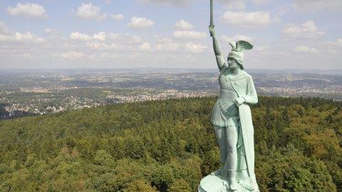 Teutoburger Wald - Foto 1