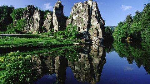 Teutoburger Wald - Foto 2