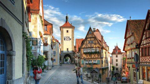Rothenburg/T. - Foto 1