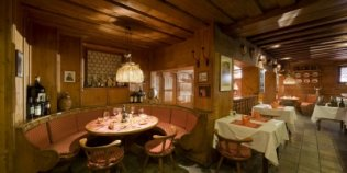 La Taverna - Restaurant im Vergeiner's Hotel Traube - Foto 1