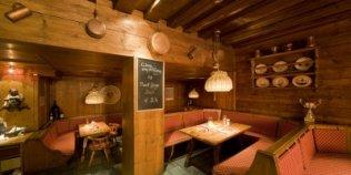 La Taverna - Restaurant im Vergeiner's Hotel Traube - Foto 2