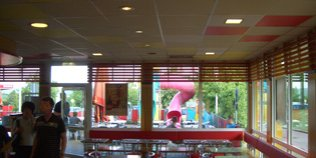 McDonalds Restaurant Satteldorf - Foto 2