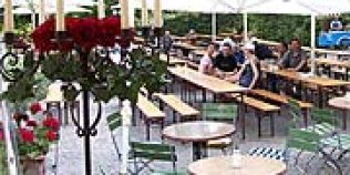 Restaurant Park-Café im Schlossgarten Bückeburg - Foto 1