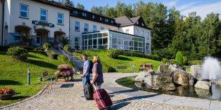 Restaurant 2000Acht im Kurhotel Bad Schlema - Foto 1